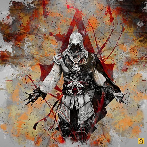 Assassin 's creed 10 (1000×1000)
