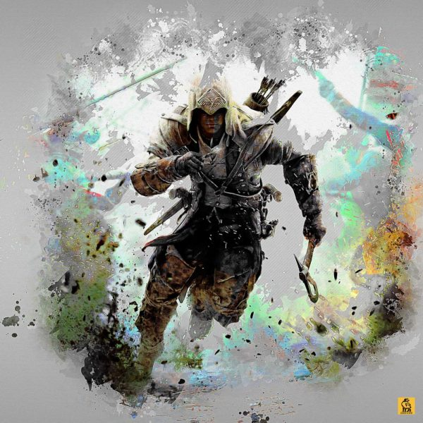 Assassin 's creed 3 (1000×1000)